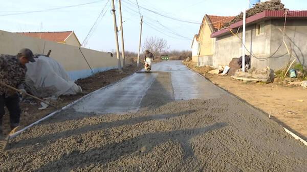 问政回头看丨栖霞市观里镇机耕路已对部分路段进行硬化 明年春天全面施工