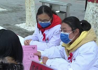 56秒 聊城艾滋病感染者男女比例8:1 全市设立132个检测点