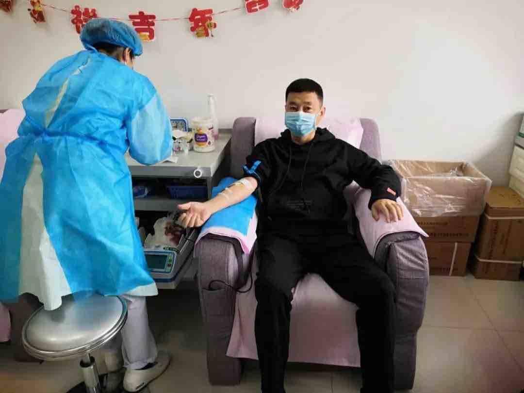淄博各街头献血站今起停采三天 爱心市民不要跑空