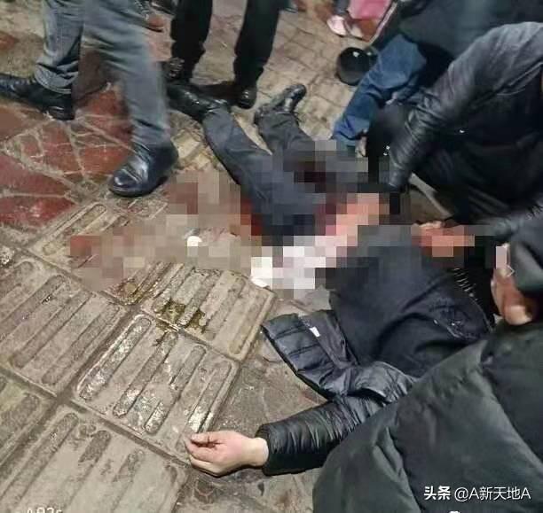 28秒丨四川安岳發生一起惡性持刀故意傷人事件,行兇者被當場抓獲