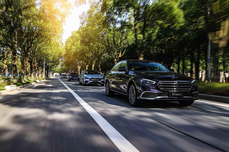 智者,驭时而进丨新一代奔驰长轴距E级车媒体科技日及试驾之旅宁波启程