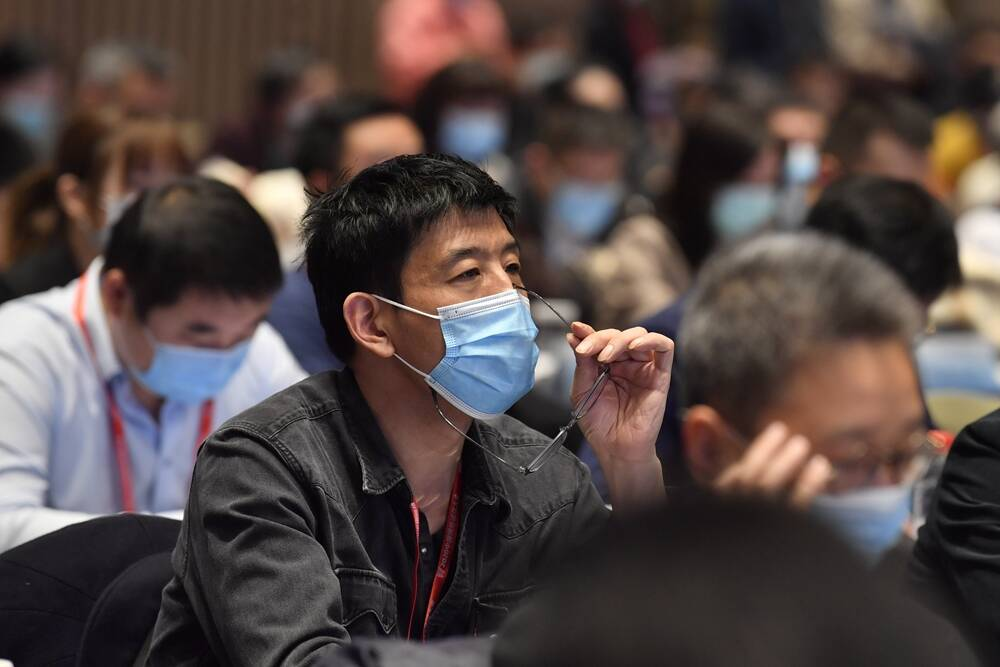 高清大图来了!带你看2020中国网络诚信大会开幕现场