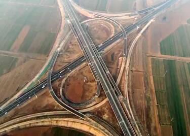 最新进展!高唐至东阿高速公路已基本具备通车运营条件,预计月底通车
