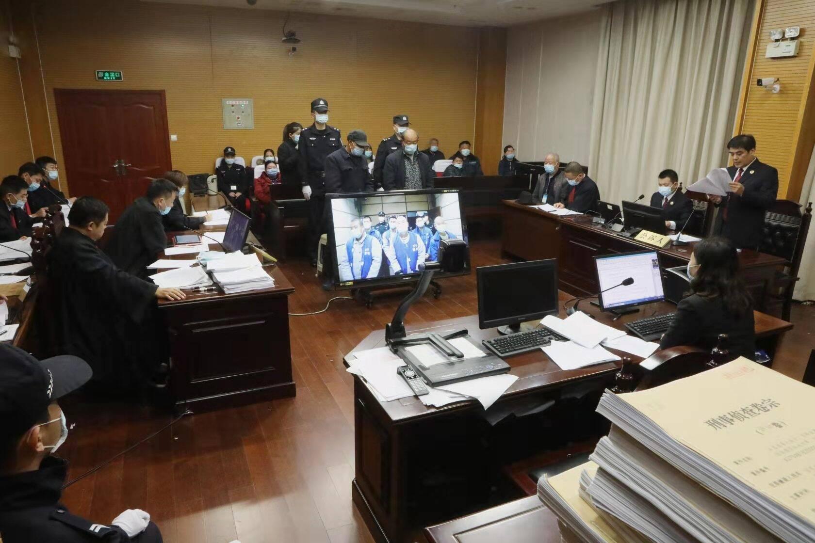 寻衅滋事、放火、故意破坏财物等!滕州8人恶势力犯罪集团被当庭宣判