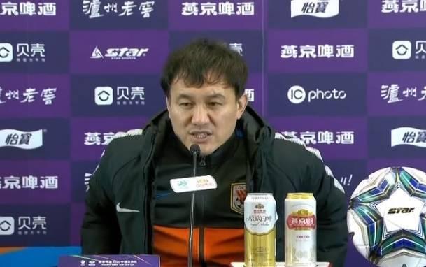 郝伟: 鲁能争冠需要做好自己 希望佩莱决赛进一两个球