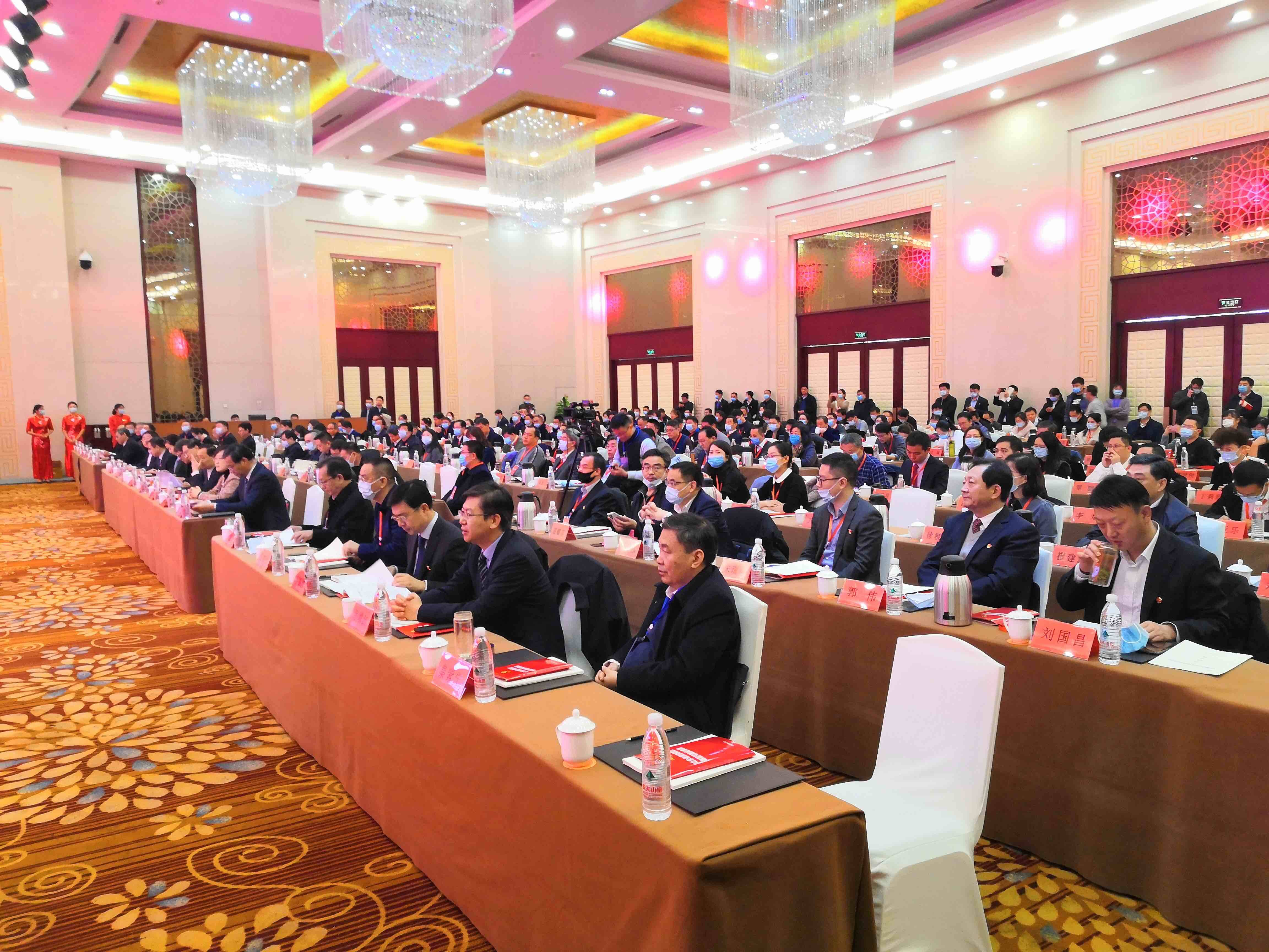 首届国有企业党的建设论坛在枣庄市举行