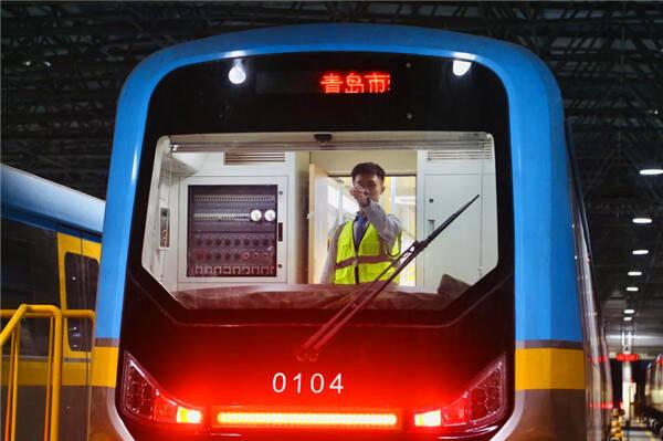 青岛地铁1、8号线北段开通半月 线网单日最大客流再创新高