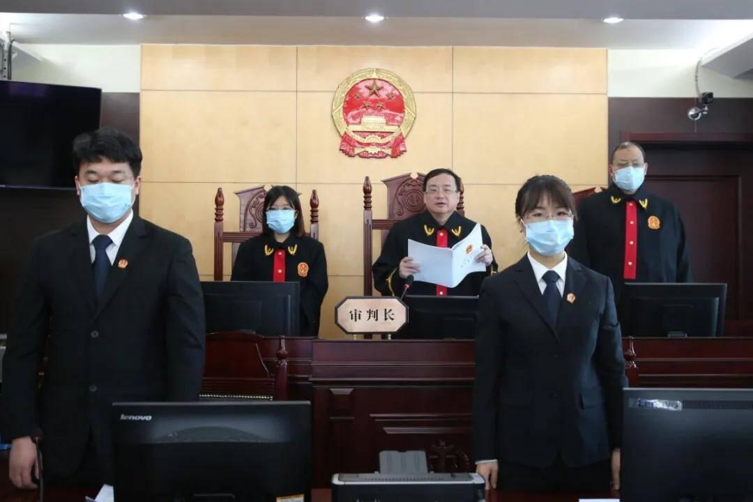 垄断高唐县真石漆市场 聊城28人黑社会组织首犯获刑25年