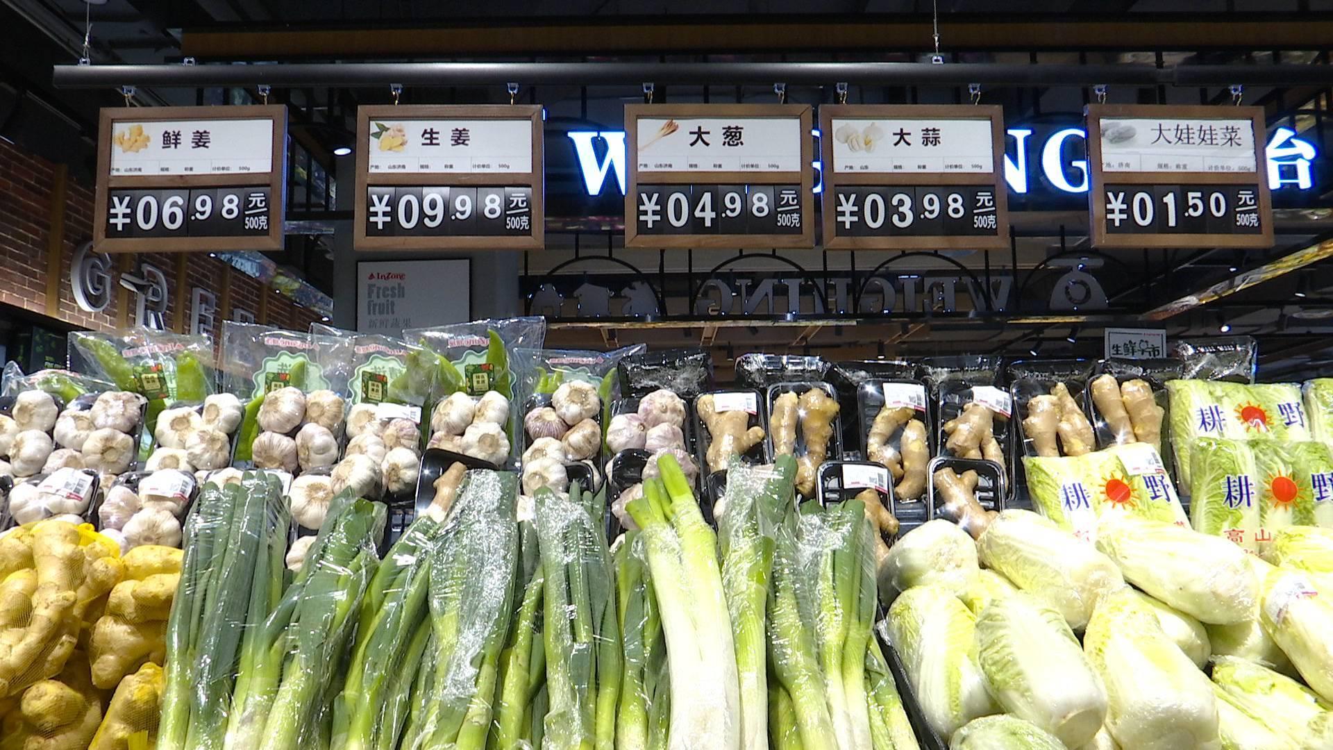 """""""蒜""""你狠的时代过去了,向前""""葱""""它来了!济南地区大葱价格涨了一倍多"""