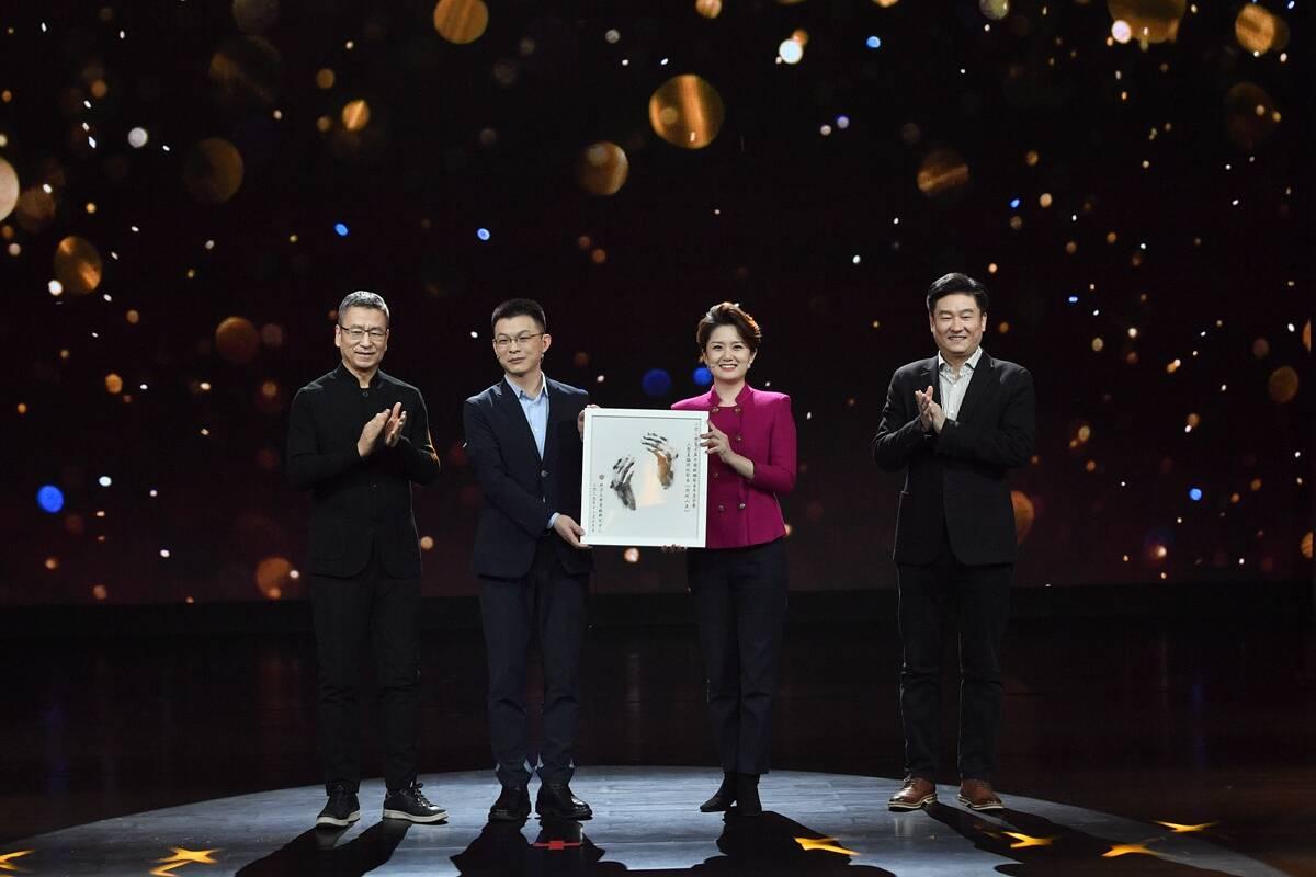 高清組圖|《問政山東》榮獲2020第十屆中國視頻節目年度掌聲節目