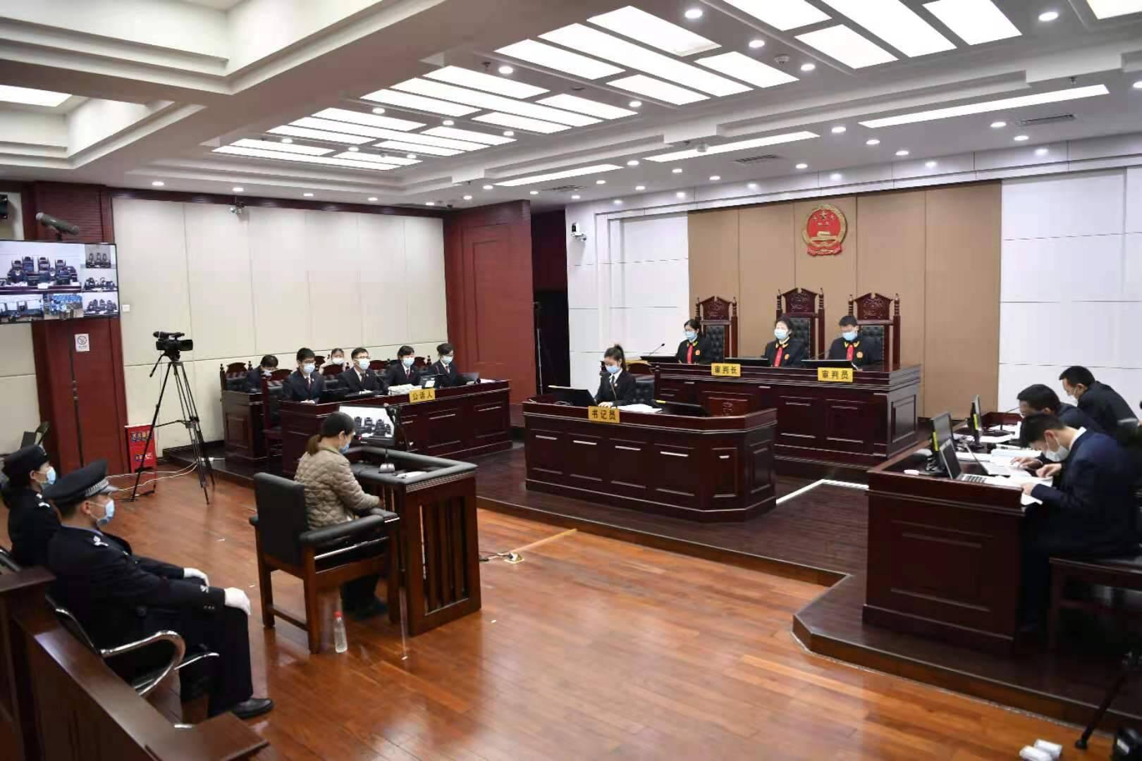 勞榮枝拒絕認罪認罰 一審將擇期宣判