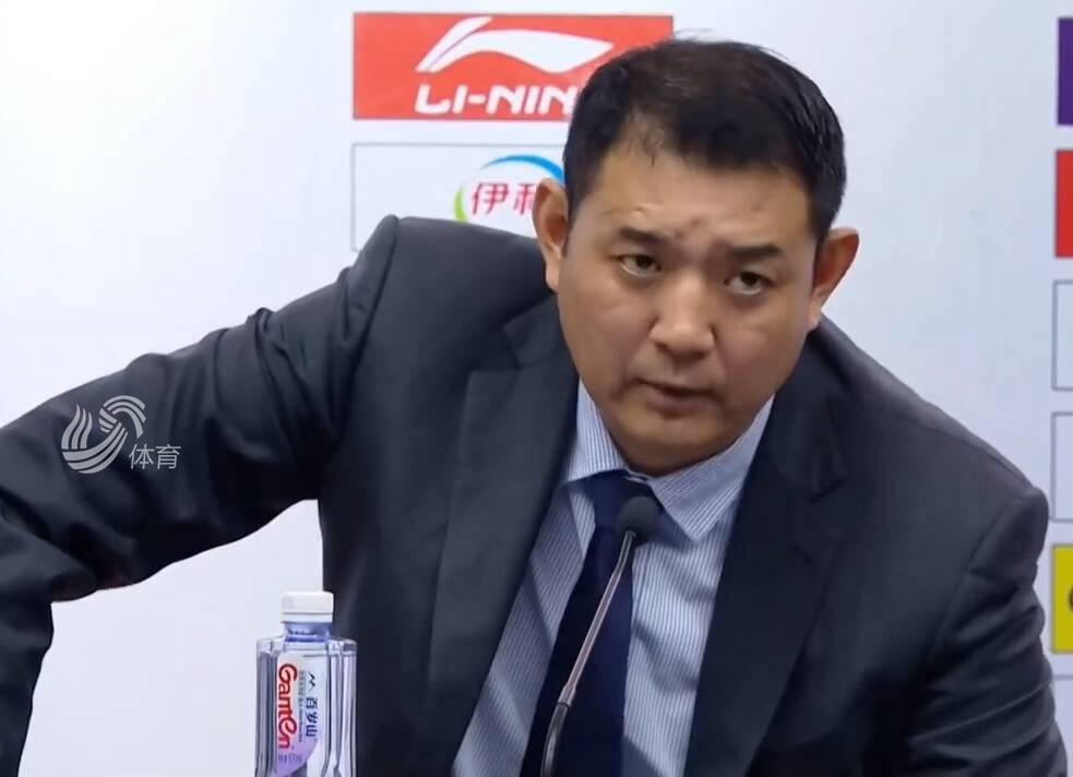 鞏曉彬:山東男籃贏在防守 進攻端有些問題還需總結