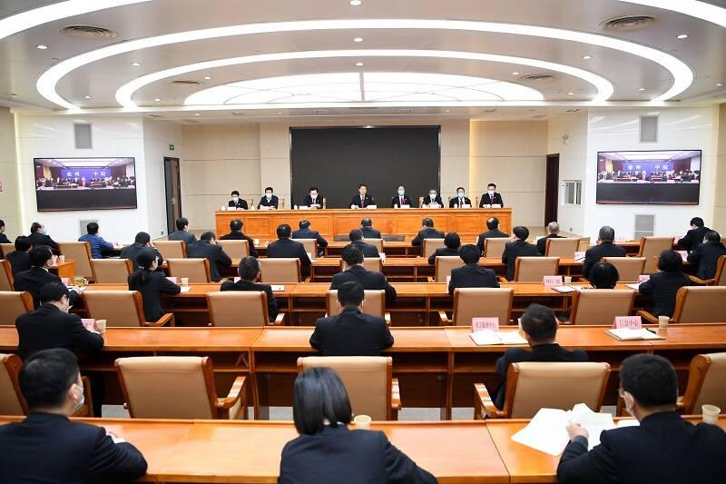 山东:全省法院监督联络工作会议召开