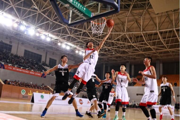 山東農業大學獲第23屆中國大學生籃球一級聯賽山東賽區冠軍