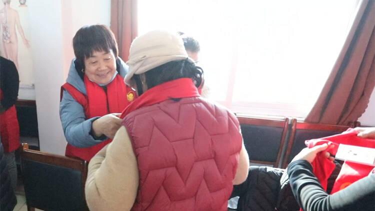 54秒丨关爱计生特殊家庭 滨州阳信县启动暖心家园项目
