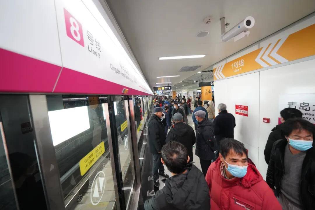 246.2公里!青岛地铁运营里程跻身全国前十