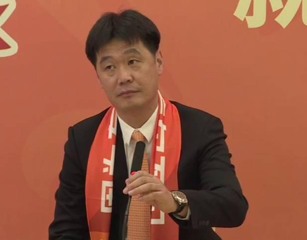 李霄鹏:卓尔与鲁能同为橙色是缘分 U23球员进队是重中之重