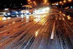 淄博交警发布109处易结冰路段和5处禁止通行路段