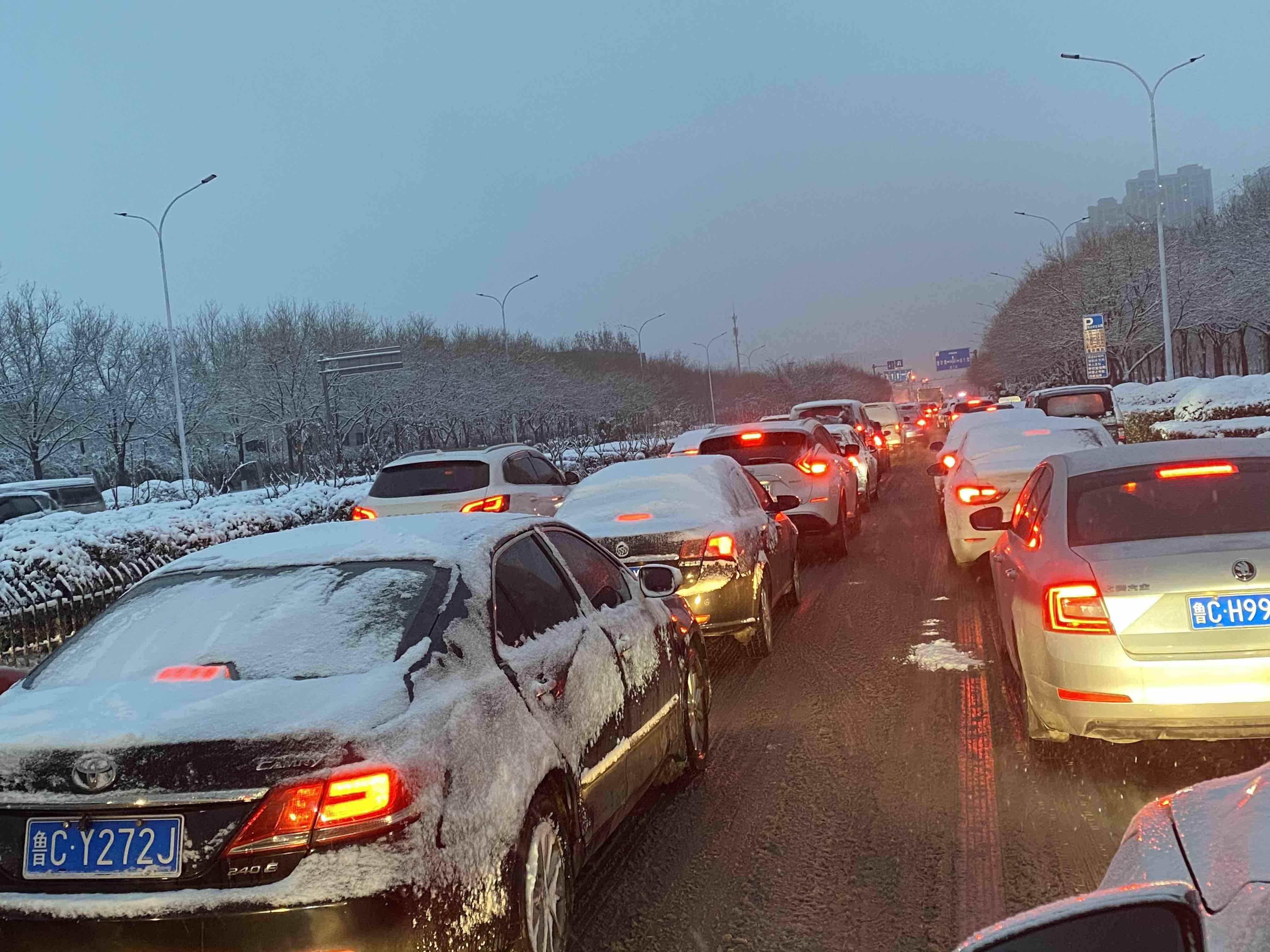 注意!淄川交警发布道路交通管制提示 部分路段已禁止通行