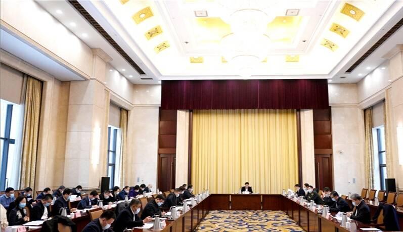 淄博:坚持旗帜鲜明讲政治 坚定不移推动中央决策部署落地落实