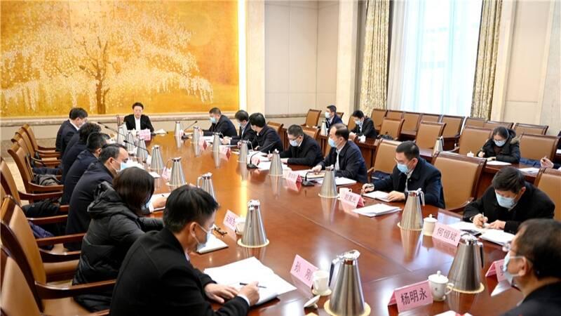中共淄博市委党的建设工作领导小组召开2020年第四次会议