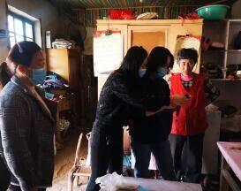 菏泽市牡丹区:社保扶贫 一个都不能少