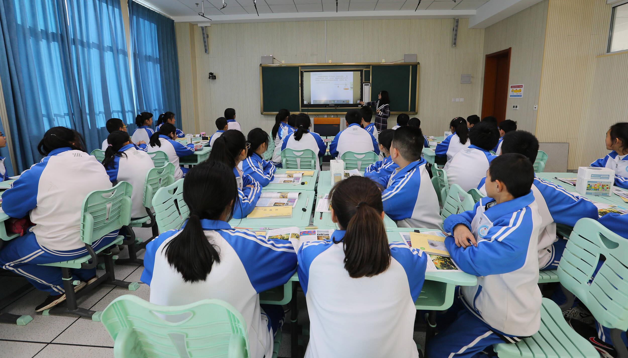 中学生家长必看!济南多所高中公布2021年中考等级科目要求