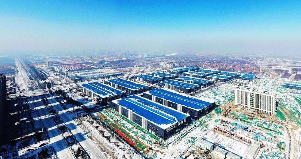 """""""生而不凡""""的潍柴国际配套产业园 这里崛起全球最大柴油机产业集群"""