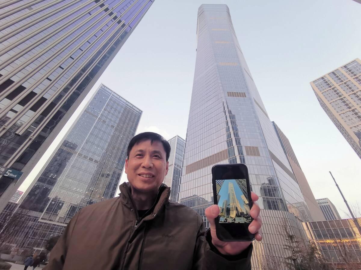 影像力 六年拍摄1.6万余张照片,他用手机记录了济南城市变迁