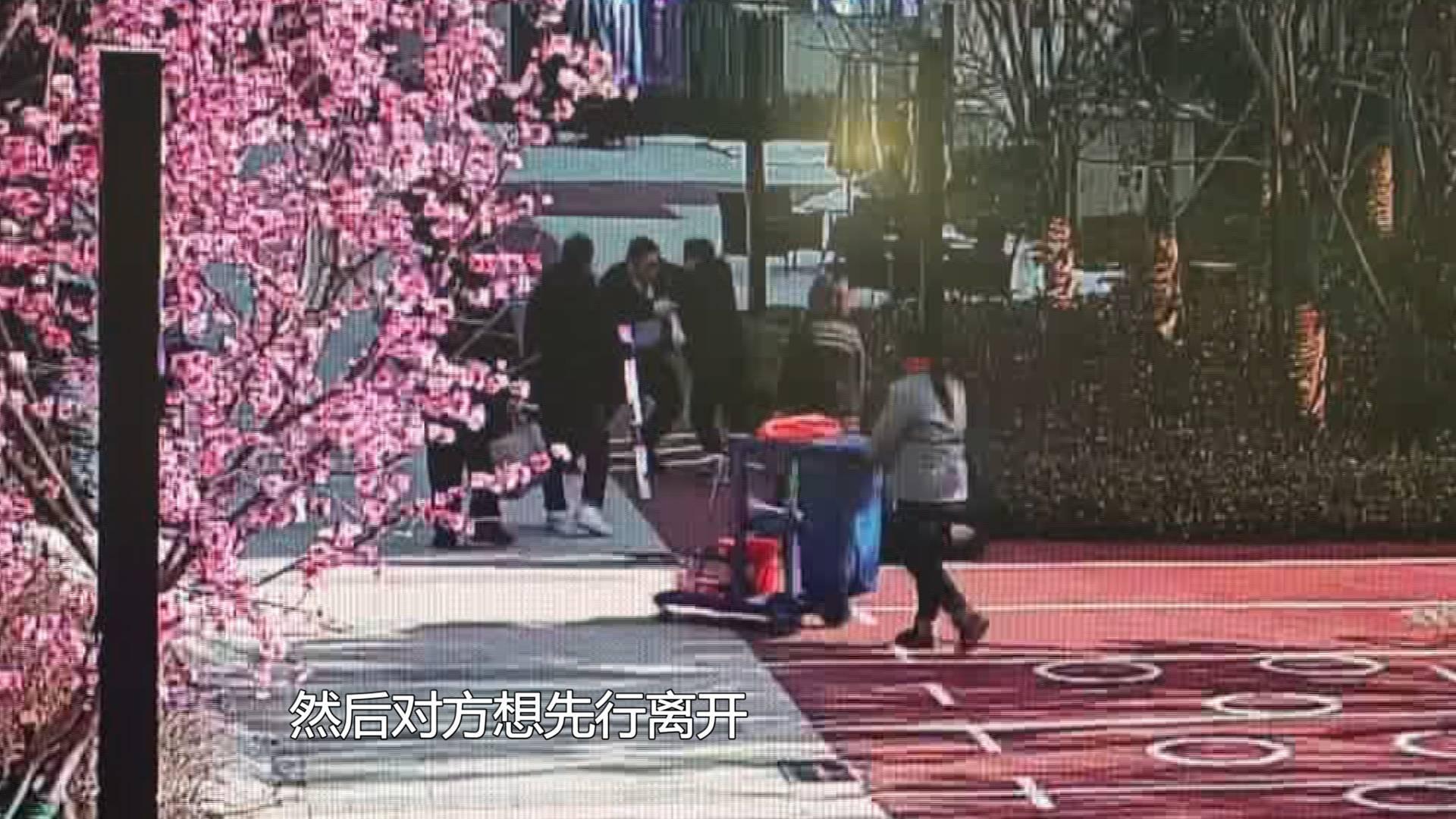 验房师在济南复星国际中心验房遭殴打致胸骨骨折 房企称对方先动手