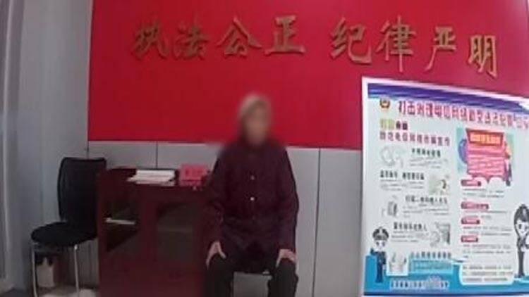 61秒丨老人外出散步不慎迷路 淄博警民齐心助其安全回家