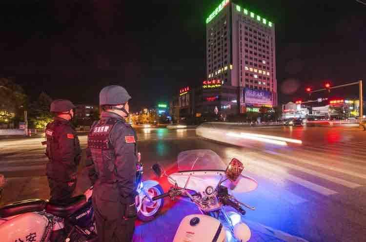 每天2800余警力24小时保安全 淄博市公安机关圆满完成元旦安保工作