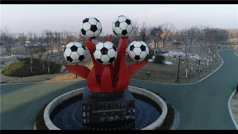41秒|青岛城阳区获评全国青少年校园足球试点区