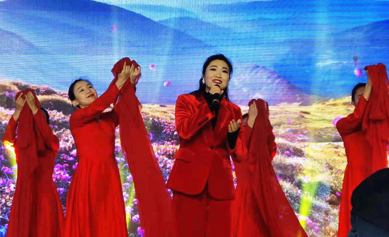 """全年常态化 山东2021""""我们的中国梦""""  ——文化进万家活动启动"""
