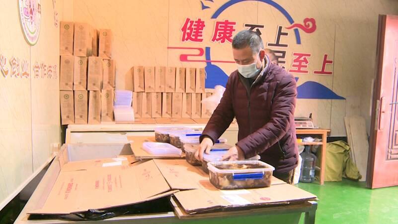 25秒丨日照小岭村:盆猪肉传承百年 食品专业合作社助推老字号提档升级
