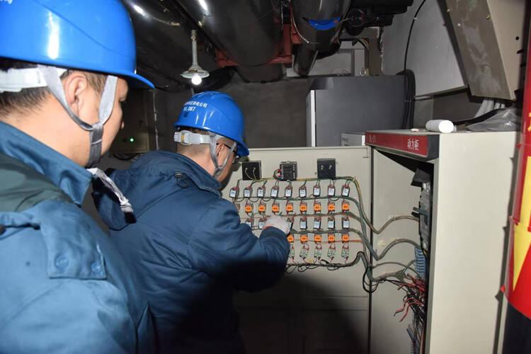 线路检修 潍坊寒亭区这些小区供暖受影响
