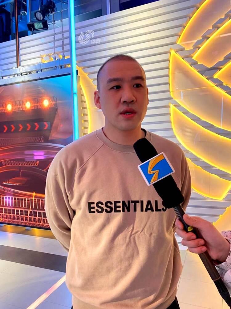前山東男籃隊長孫杰:西王男籃贏球防守是關鍵 高詩巖是場上靈魂