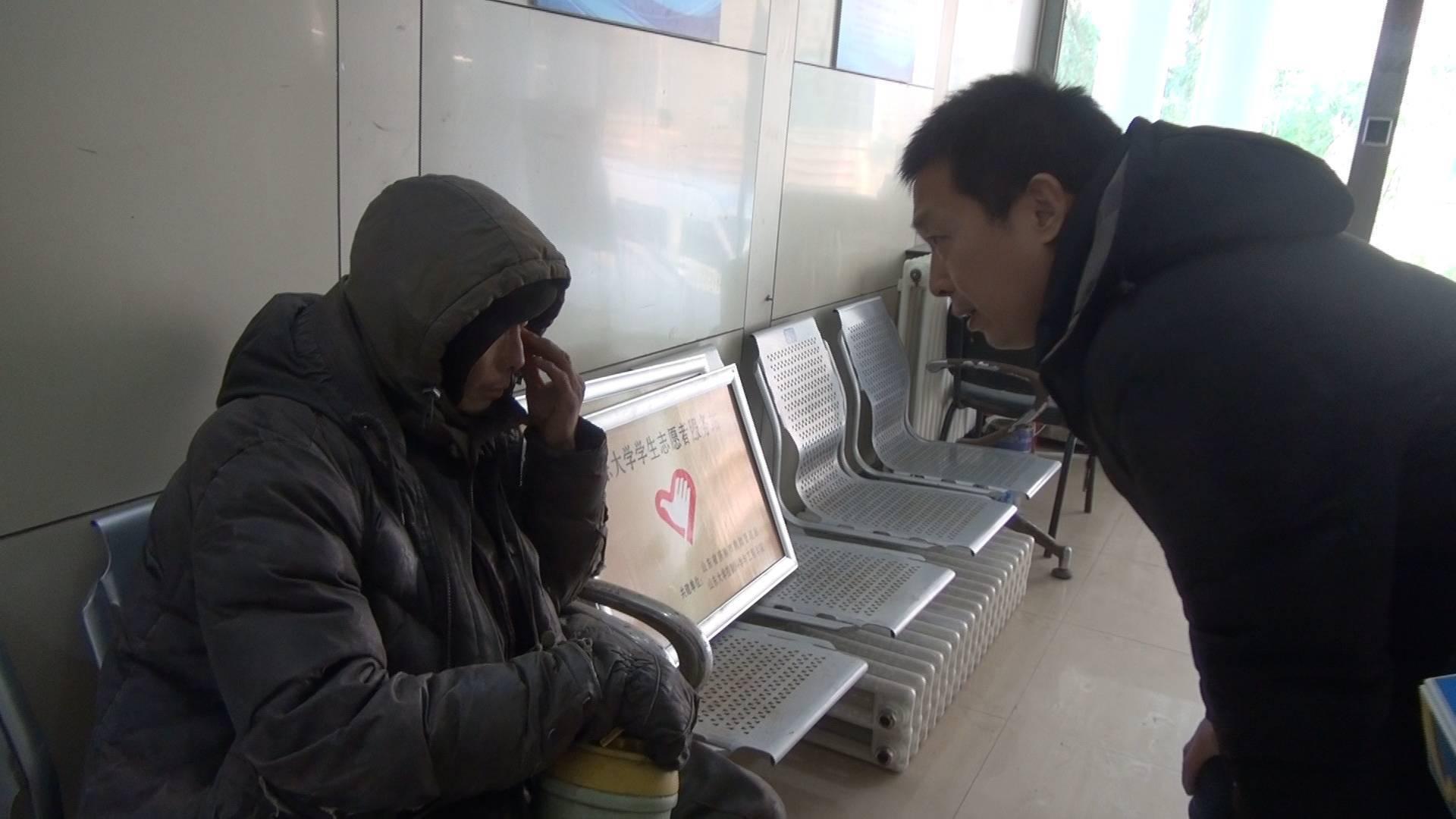 """像""""哄孩子""""一样!济南市救助管理站这样对待受助人员"""