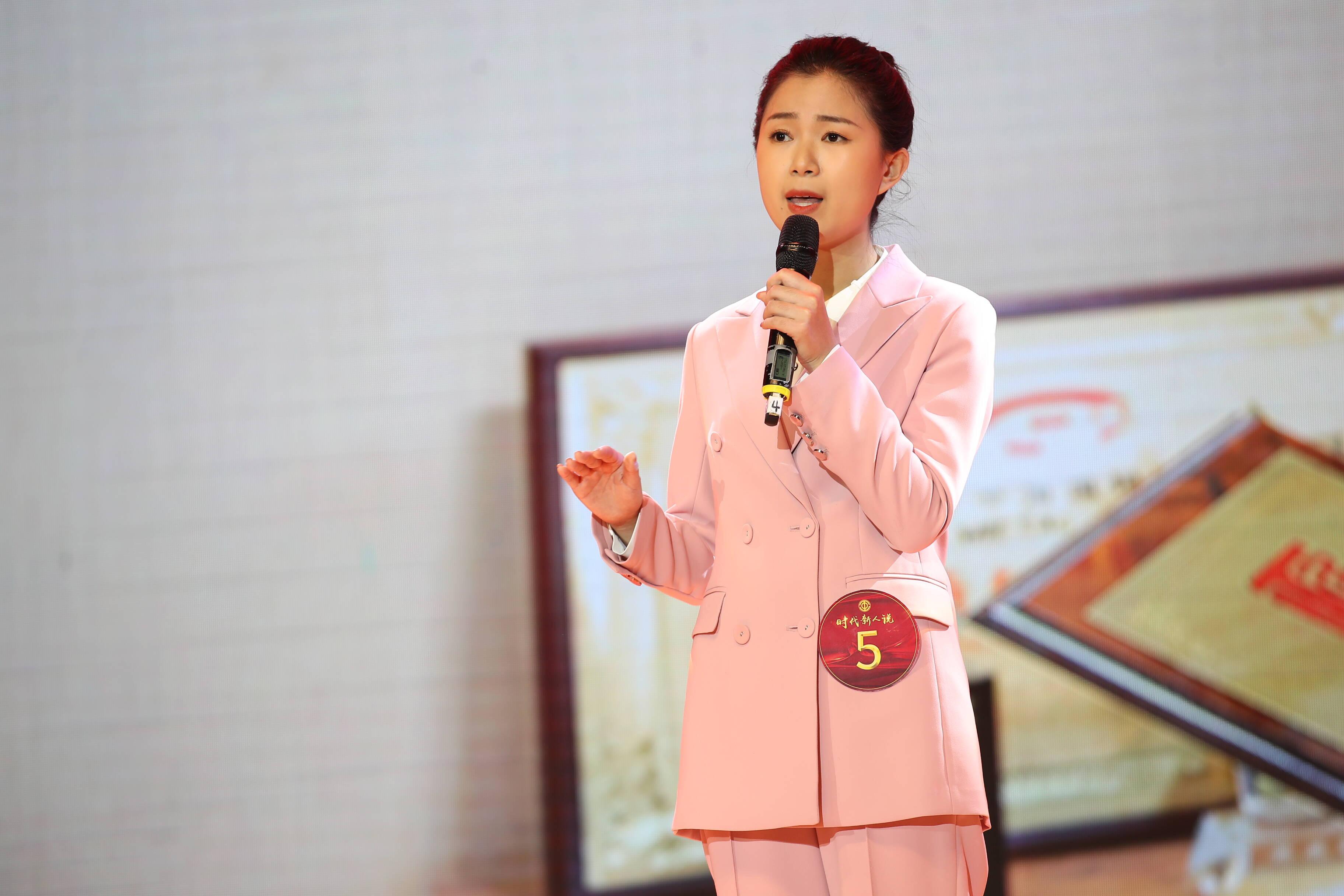 """""""时代新人说""""山东省职工演讲比赛:匠人老周"""