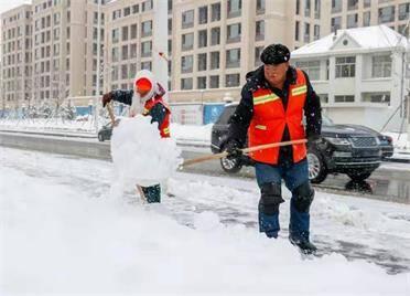 @荣成户外工作者 这142个地方可以为您提供温暖