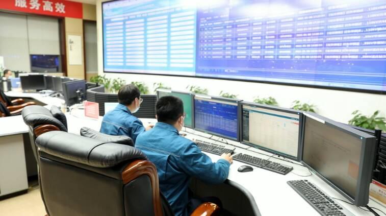 40秒|刷新入冬以来最高记录!枣庄电网最高负荷跃升至259.7万千瓦