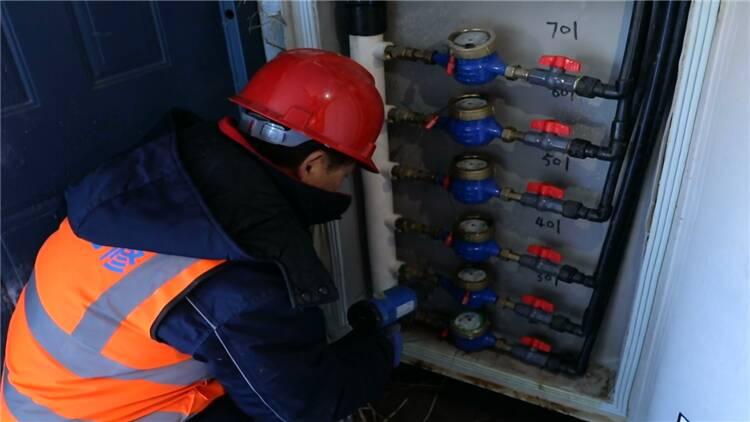 34秒丨紧急抢修!潍坊已抢修上冻水表100余块 处置上冻管道20多处