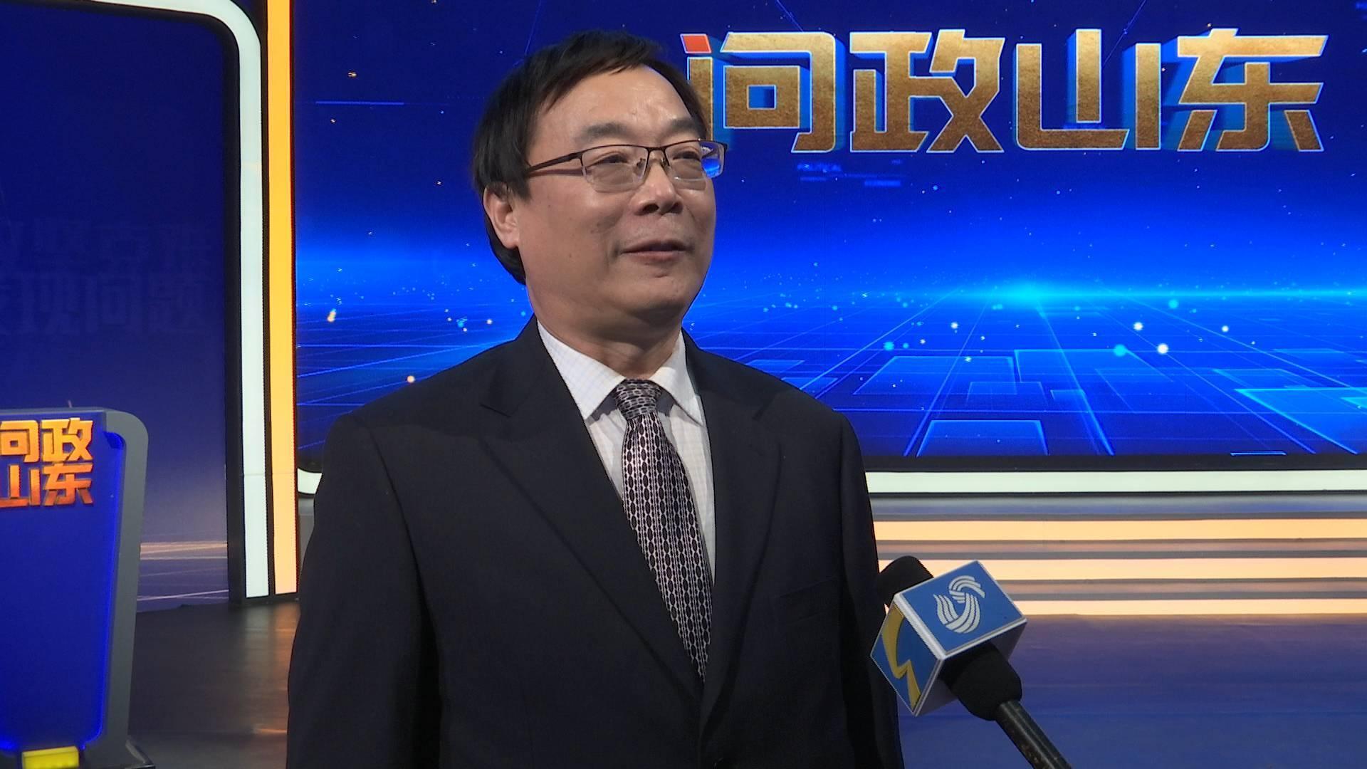 山东省委改革办专职副主任杨占辉:《问政山东》栏目在服务民生中发挥着重要作用