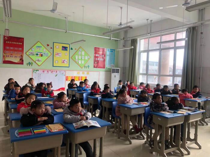 41秒|日照东港区西湖镇教育资源优化提升 解决农村小班额问题