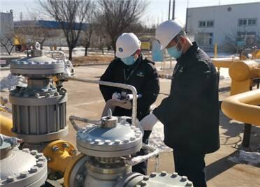 日用气量180万立方米 寒潮天气潍坊居民天然气采暖用量骤增