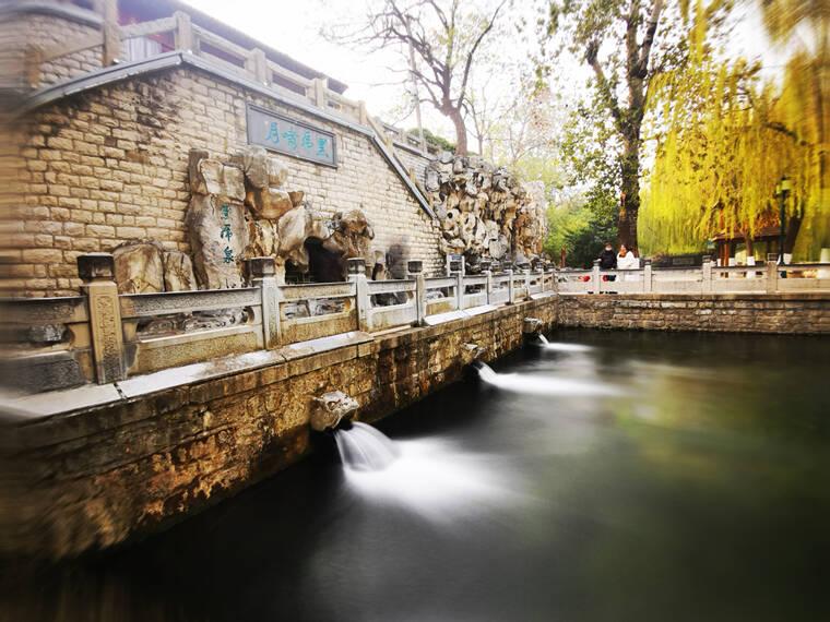 """泉水保护再放""""大招""""!济南拟制定名泉保护提升三年计划,建成泉水博物馆"""