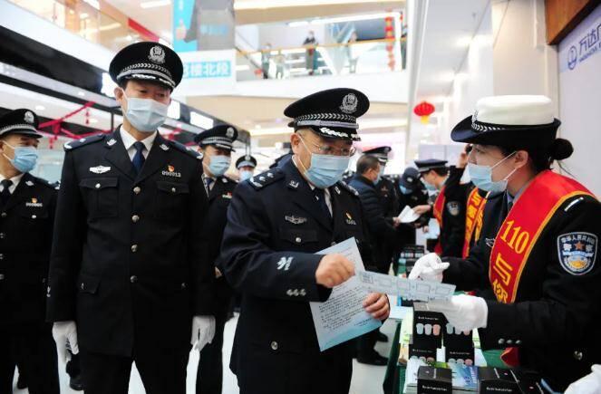 你好,警察节|滨州公安110,守护平安一直在您身边!
