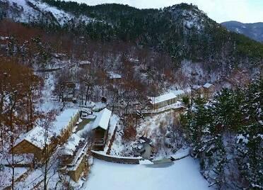 67秒 雪后昆嵛山入画来!雪景山水带你领略另一种美