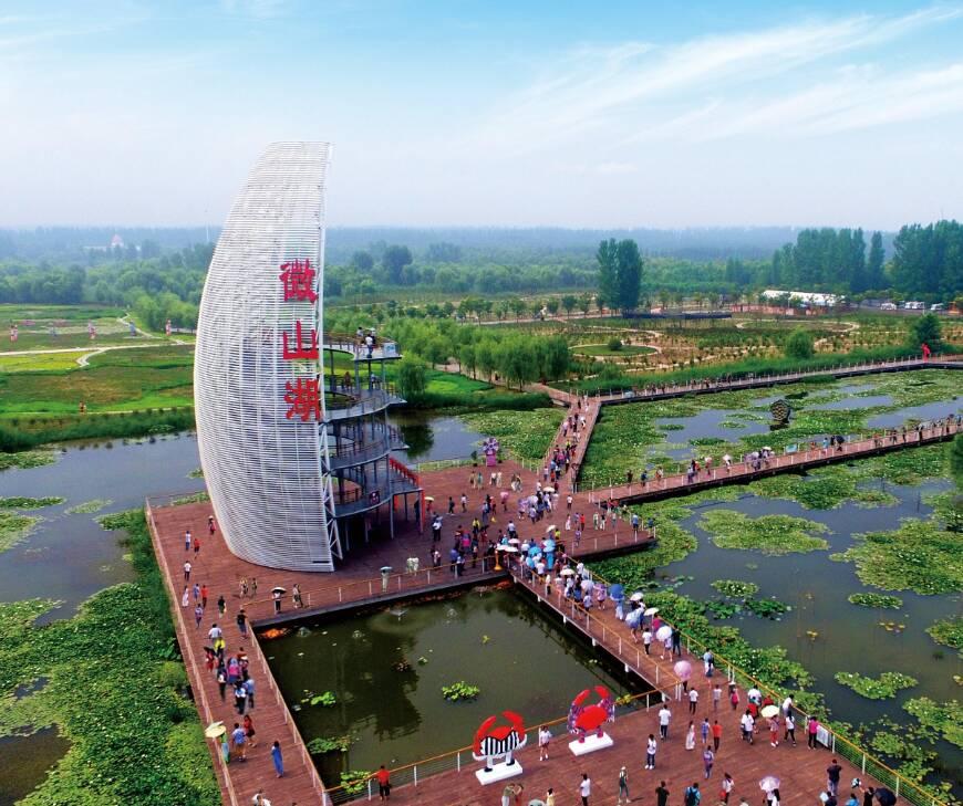 铭记2020·枣庄|滕州市:围绕项目抓经济建设 高质量发展动力十足