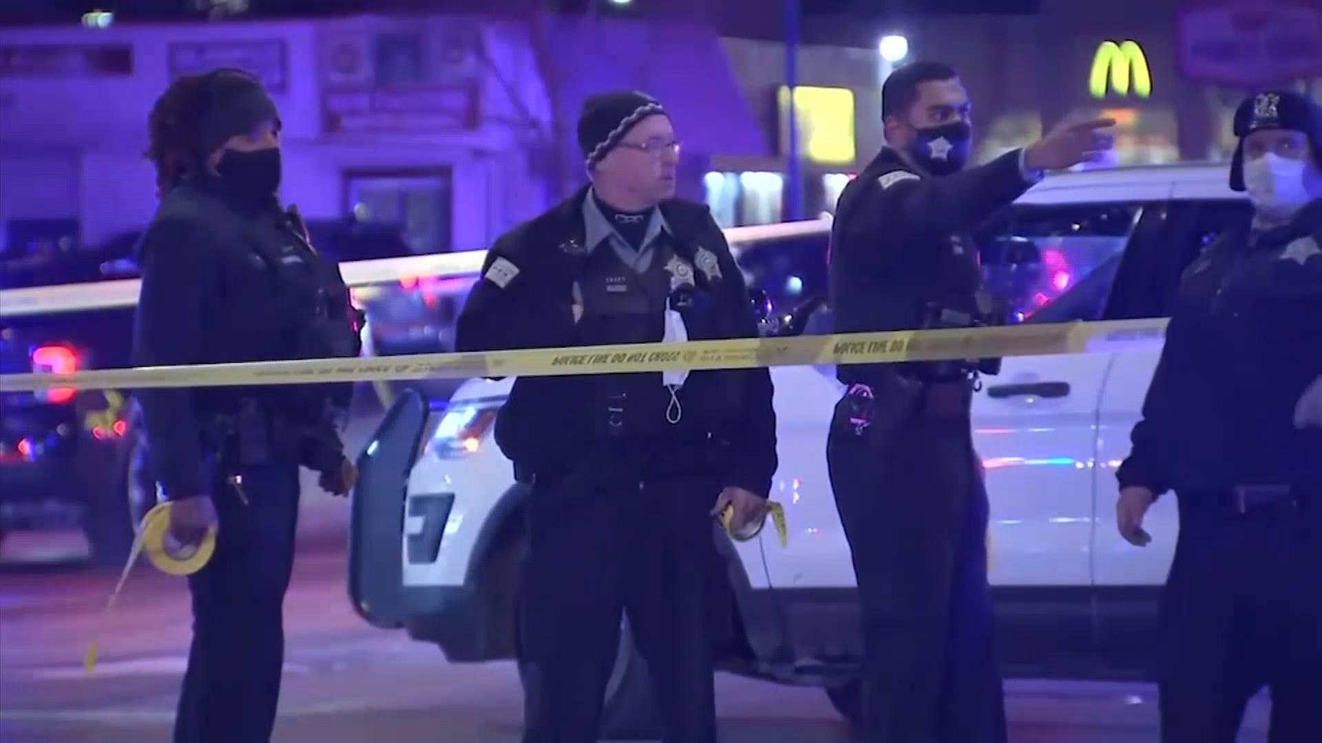 59秒丨1名中国留学生身亡 芝加哥连环枪击案致3死4伤